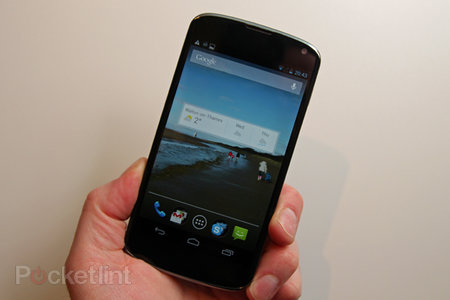 Google Search update brings Google Now widget to Android 4.1+