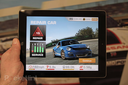 Real Racing 3 hands-on preview: Taking mobile racing to a new level - photo 5