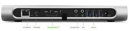 Belkin Thunderbolt Express Dock now available for pre-order at $299
