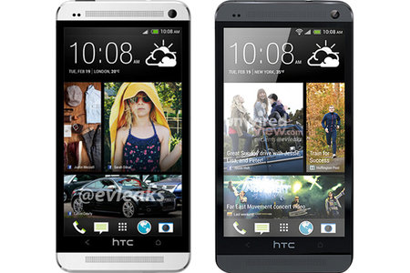 HTC One black turns up in leaked press photo, pricing rumoured too