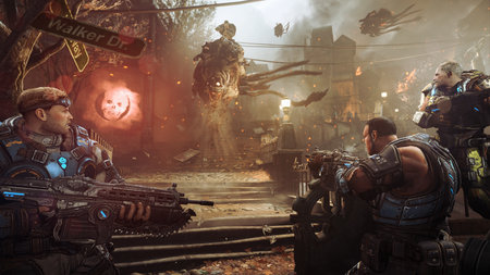 Gears of War: Judgment hands-on preview: First level and multiplayer tested - photo 10