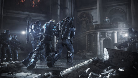 Gears of War: Judgment hands-on preview: First level and multiplayer tested - photo 8