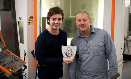 Sir Jony Ive awarded gold Blue Peter badge: 'Absolutely incredible' honour
