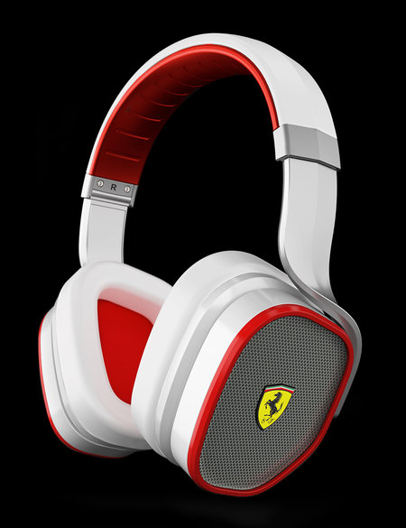 Logic3 bolsters Ferrari F1 headphone range with noise-cancelling R300 - photo 3