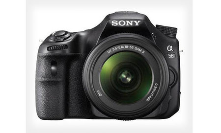 Sony NEX-3N and A58 appear in leaked images