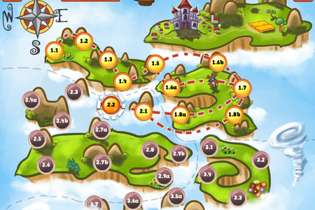 APP OF THE DAY: Kings Can Fly review (iPhone) - photo 2