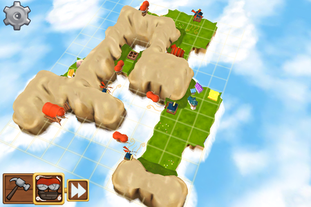 APP OF THE DAY: Kings Can Fly review (iPhone) - photo 6
