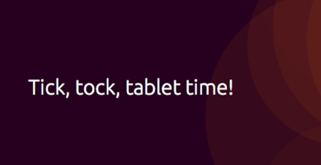 Canonical teases Ubuntu tablet announcement for 19 February