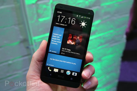 HTC One (black) pictures and hands-on