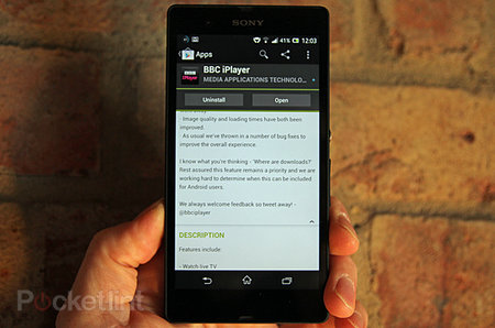 BBC: We're still working on downloads for BBC iPlayer for Android