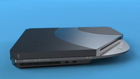 The craziest PS4 renders on the 'net - photo 12