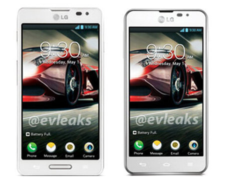 LG Optimus F7 and Optimus F5 pictures leaked