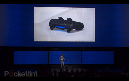 PlayStation 4 'DualShock 4' controller detailed alongside new PlayStation 4 Eye camera