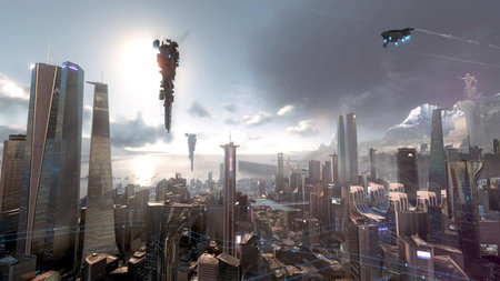 PS4 footage: Killzone Shadow Fall gameplay (video) - photo 5