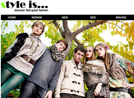 WEBSITE OF THE DAY: Style Is
