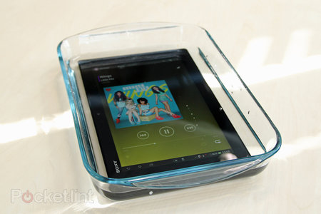 Confirmed for UK: Sony Xperia Tablet Z pictures and hands-on - photo 10