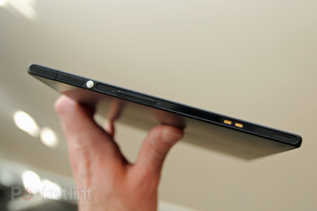 Confirmed for UK: Sony Xperia Tablet Z pictures and hands-on - photo 3