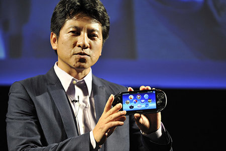 Sony boss admits that he hasn't even seen PS4 console yet