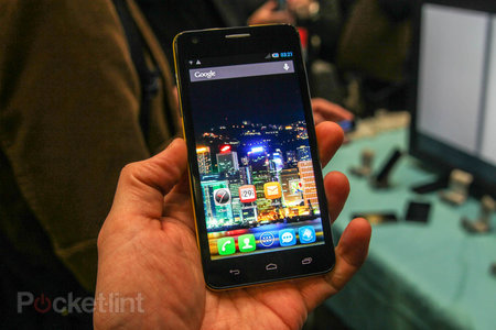 Alcatel Onetouch Idol Ultra pictures and hands-on - photo 2