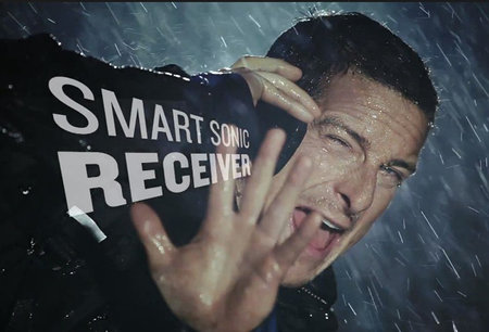 Kyocera Torque: The Bear Grylls phone (video)