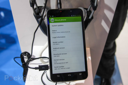 ZTE Grand Memo pictures and hands-on - photo 7