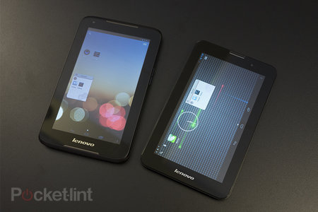 Lenovo IdeaTab A3000 and IdeaTab A1000 pictures and hands-on