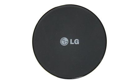 LG launches world's smallest wireless charger