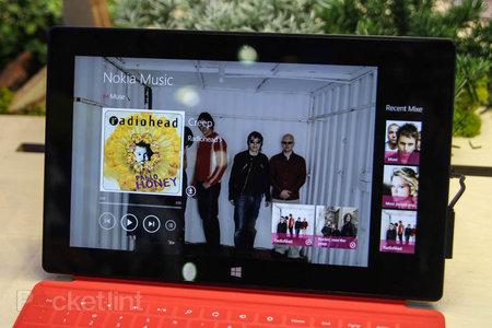 Nokia Music Plus on Windows 8 pictures and hands-on
