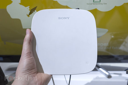 Sony Personal Content Station (PCS) LLS-201 pictures and hands-on