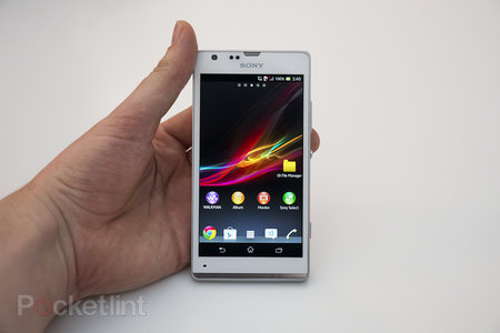 Sony Xperia SP pictures and hands-on - photo 1