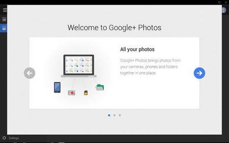 Google+ Photos app for Chrome previewed, brings auto-uploading, best shot selection