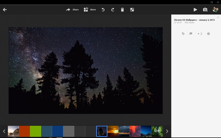 Google+ Photos app for Chrome previewed, brings auto-uploading, best shot selection - photo 7