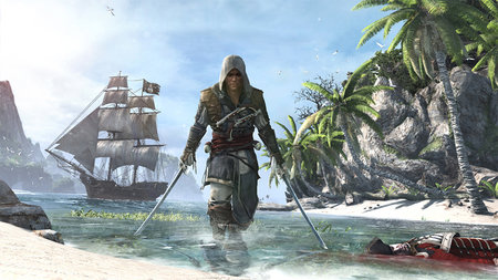 Assassin's Creed 4: Black Flag preview