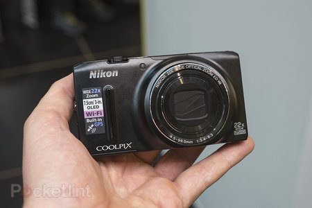 Nikon Coolpix S9500 pictures and hands-on - photo 1