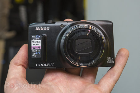 Nikon Coolpix S9500 pictures and hands-on - photo 2