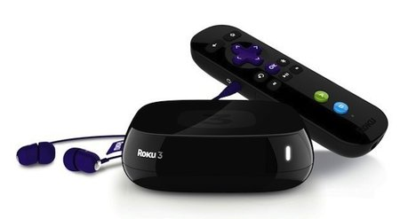 Roku 3 announced with spec-bump and new UI, available for $99
