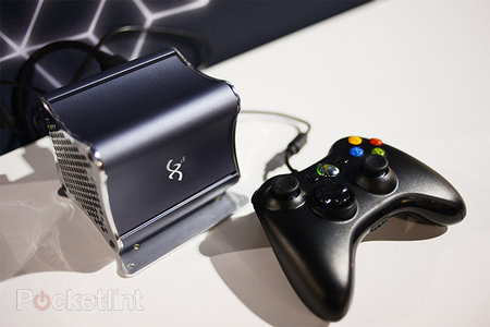 Steam Box prototype in customers' hands in three to four months