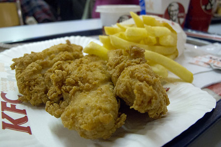 KFC joins forces with The Cloud for free Wi-Fi in all restaurants