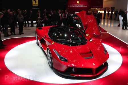 Ferrari LaFerrari pictures and eyes-on - photo 4