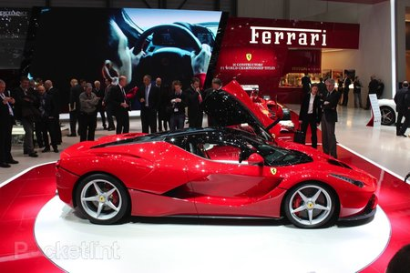 Ferrari LaFerrari pictures and eyes-on - photo 5