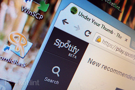 Spotify Web Player now live in UK, play your music through a browser