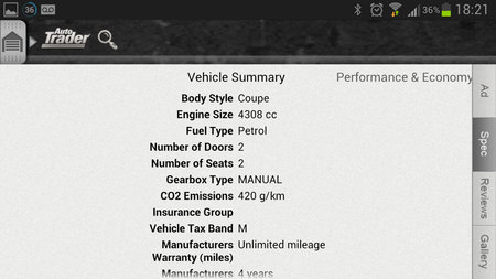 APP OF THE DAY: Autotrader review (Android) - photo 3