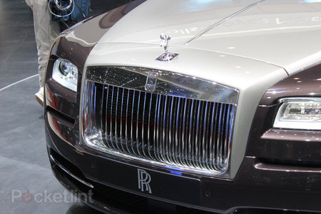 Rolls-Royce Wraith pictures and hands-on - photo 6