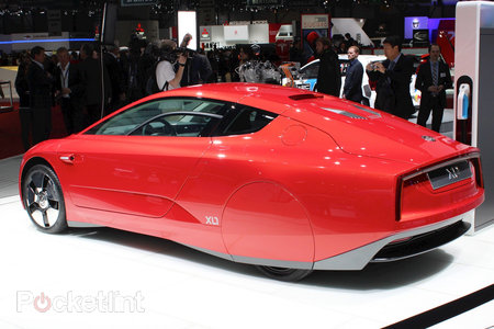 Volkswagen XL1 pictures and hands-on - photo 5