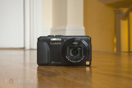 Panasonic Lumix TZ40: The first sample images