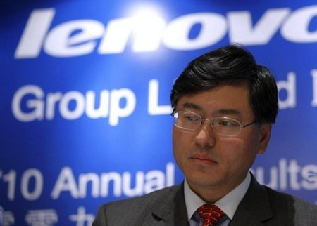 Lenovo CEO says buying BlackBerry 'could possibly make sense'