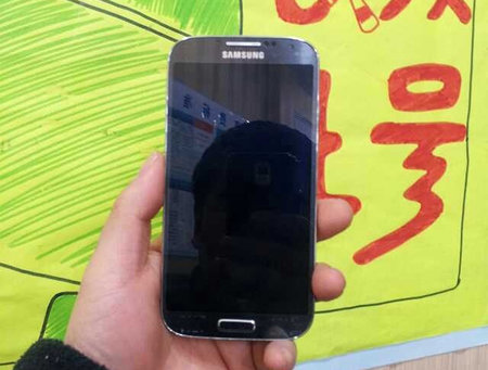 Samsung Galaxy S4 hands-on video could show the next Galaxy