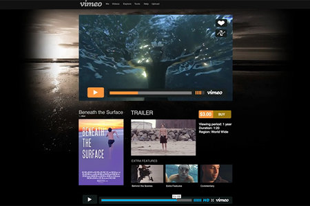 Vimeo On Demand offers new distribution route for filmmakers, indie and otherwise