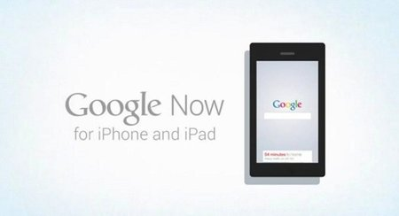 Google Now for iOS mentioned by name in promotional video that was quickly pulled