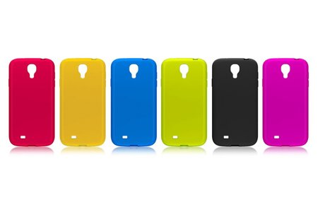 Leaked Samsung Galaxy S4 cases show possible colourful life ahead for new phone